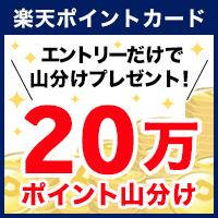 【エントリーだけ】20万ポイント山分けプレゼント!