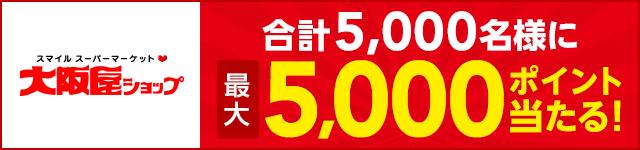 【大阪屋ショップ】楽天ポイントカード2周年キャンペーン!第二弾