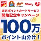 ツルハグループ 総額100万ポイント山分け!