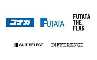紳士服コナカ/紳士服フタタ/KONAKA THE FLAG/FUTATA THE FLAG/SUIT SELECT/DIFFERENCE